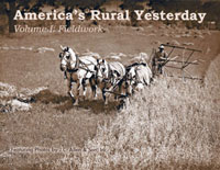 America's Rural yesterday - fieldwork