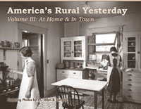 america's rural yesterday - at home and in town